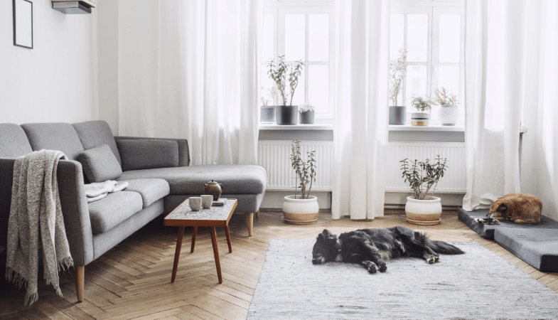 Winter is coming! Time tocreate more indoor space