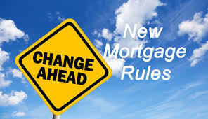 New Mortgage Rules for HomeBuyers